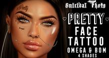 [Suicidal Thots] Pretty Face Tattoo