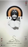 [sYs] DEVOTION mask (with HUD) - black