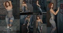 Embody - Urban Icon Bento Pose Set