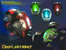 [DustyHut] Deep Link Helmet [LINKRAVE LINE]