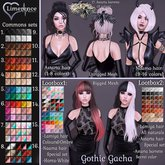 #13{Limerence} Naama hair-Colours1
