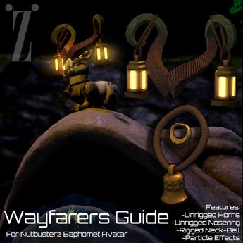 [inZoxi] - Wayfarers Guide set for the NB Baphomet Avatar