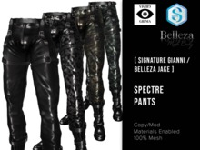 GRIMA: Spectre Pants [Gianni/Jake] PACKED