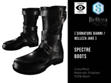 GRIMA: Spectre Boots [Gianni/Jake] PACKED