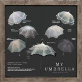 box) {anc} my umbrella (fabric) simple