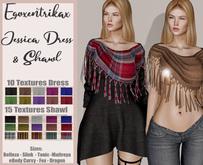 ::EGO - Jessica Shawl & Dress:: 25 Textures