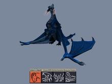 RB Dance HUD - for the i monster European Dragon