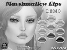 ~Dollypop~ Marshmallow Lips Omega & BOM FREEBIE & DEMO