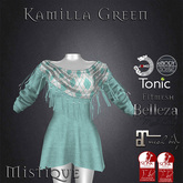 **Mistique** Kamilla Green(wear me and click to unpack)