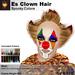 A&A ES Clown Hair Spooky Colors, boxed