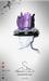 [sYs] SAMHAIN hat (Unrigged mesh) - purple GIFT <3