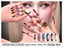 {WitchCraft} Kantusa Nails  + Polish