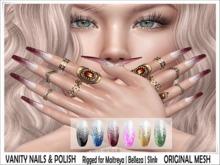 {WitchCraft} Vanity Nails & Polish