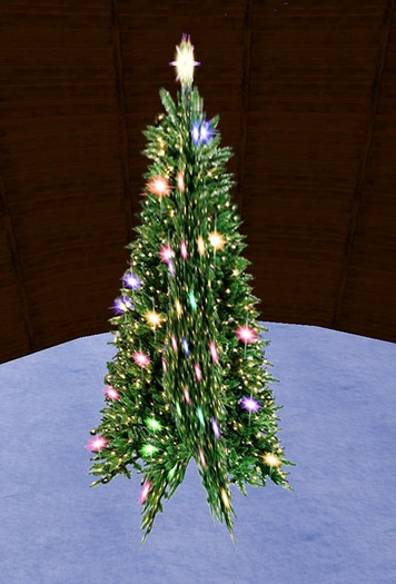 Christmas Tree 2 (1 Prim)