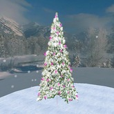 Christmas Tree 6 (1 Prim)