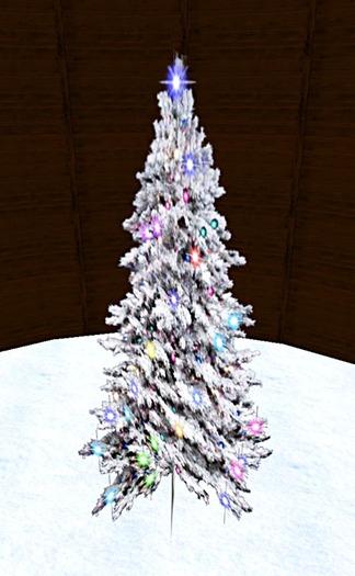 Christmas Tree 4 (1 Prim)