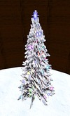 Blinking Christmas Tree 3 (1 Prim)