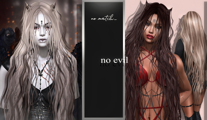 no.match_ ~ NO EVIL - HAPPY HALLOWEEN ! PROMO