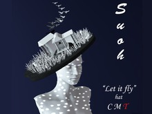 SUOH * Let it Fly * Hat   BOXED