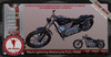 Black Lightning Motorcycle Full Permission Efe Design