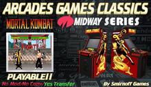= Mortal Kombat = Midway Arcades Games [BOX]