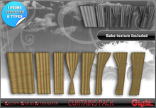 [G] Curtains Pack
