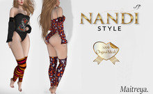 Bag Demo Outfit Halloween -*Nandi Style*