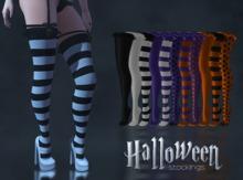MAAI Sweetie Halloween stockings * HUD * Maitreya Lara