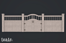 tarte. charleston fence kit (cream)