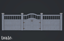 tarte. charleston fence kit (blue)
