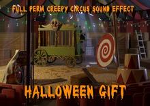 Full Perm Creepy Circus Sound Effect