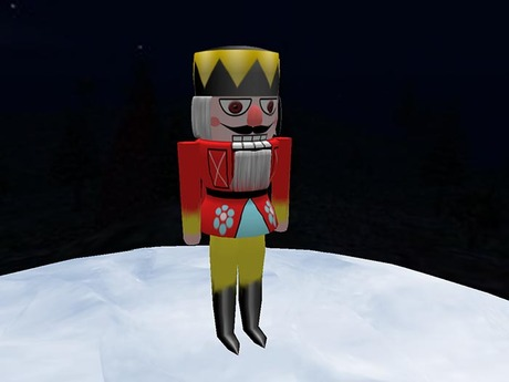 Nutcracker (only 4 prims)