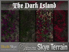 Skye Terrain Textures - The Dark Island - 90 Full Perms Textures