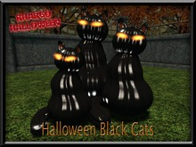 KHARGO HALLOWEEN BLACK CATS