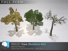 "[Prim 3D] - Tree - Builders Kit ""FULL PERM"""