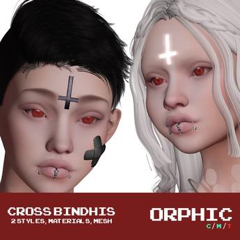 Orphic Cross Bindhi