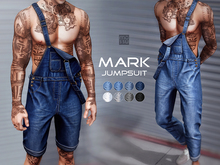 Mossu - Mark Jumpsuit - Demo