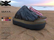 Maya :: Woman Shoes :: 10 Colors :: {kokoia}