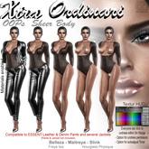*XO* OOPs undress Sheer Body
