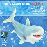 {-Maru Kado-} Shark_Sky (Animesh)