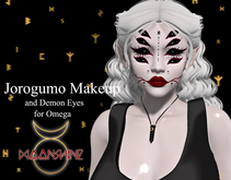 ::moonshine:: Jorogumo Makeup Omega