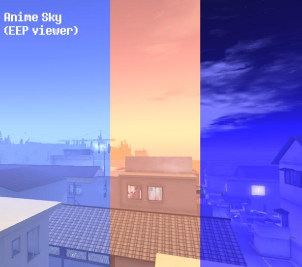 Kakurenbo: Anime sky EEP Settings