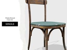 Nutmeg. Winter Brunch Chair Set
