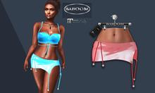 Baboom Carina Skirt-maitreya-red