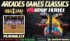 = NBA Jam TE = Midway Arcades Games [BOX]