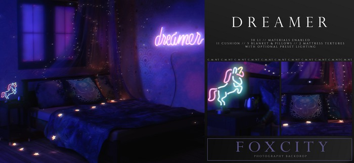 FOXCITY. Photo Booth - Dreamer