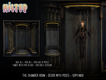 HILTED - The Chamber Room Pack