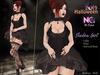 No Cabide :: Shadow Girl [Maitreya - Slink] (wear)
