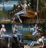 Lush Poses - Amber - Female Bento Pose Pack