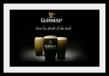 guinness dont be afraiid of the dark